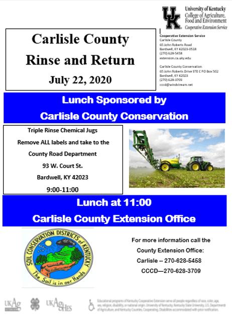 Carlisle County KY